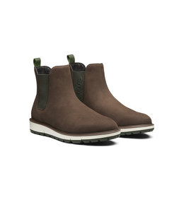 SWIMS MOTION CHELSEA BOOTS - BROWN