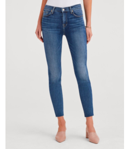 7 FOR ALL MANKIND HW ANKLE SKINNY- BAIRLUCK -
