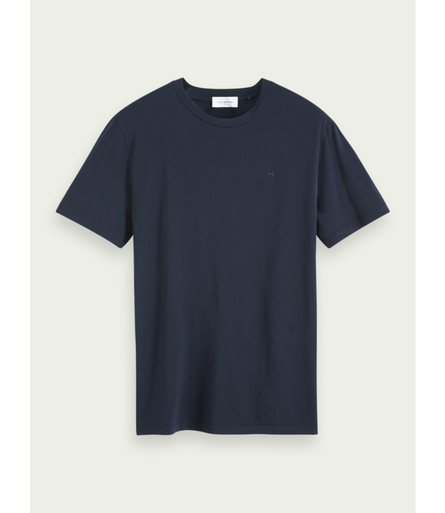 SCOTCH AND SODA COTTON BASIC TEE - 658 -