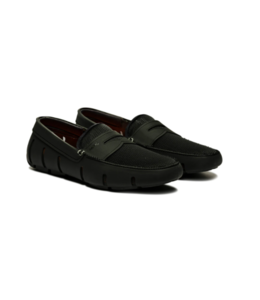 SWIMS PENNY LOAFER - BLACK