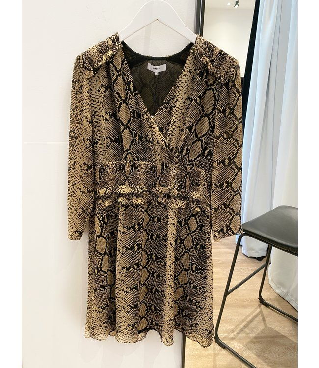 CYPRES DRESS - 3028 - BEIGE