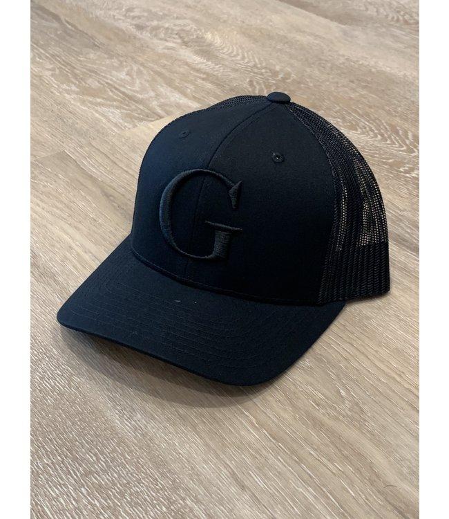 GLORIUS CAP - G-BLCK ON BLCK