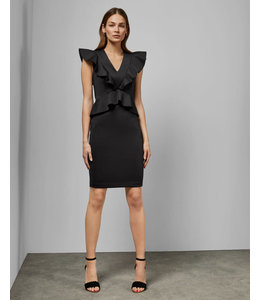 ALAIR DRESS - BLACK