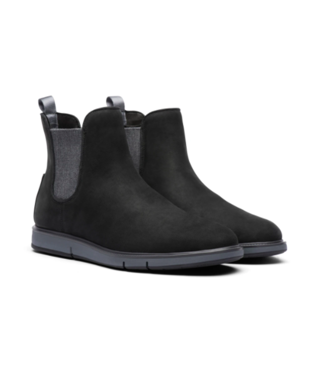 SWIMS MOTION CHELSEA BOOTS - BLACK -