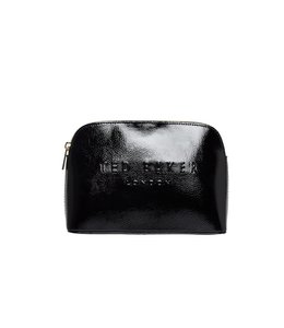 AILIEEN MAKEUP BAG - BLACK