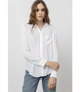 RAILS CHARLIE BACARA STRIPE BUTTON DOWN  -