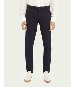 SCOTCH AND SODA MOTT CHINO - SUPER SLIM  FIT - NAVY -