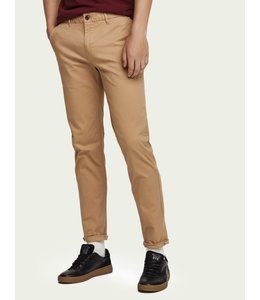 SCOTCH AND SODA MOTT CHINO - SUPER SLIM - SAND -