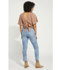GENTLE FAWN SLOANE TOP - TAN -
