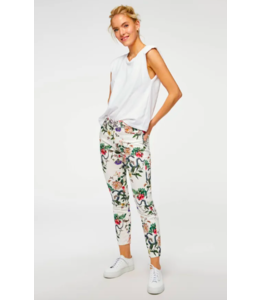 7 FOR ALL MANKIND ANKLE SKINNY - MAGIC GARDEN -