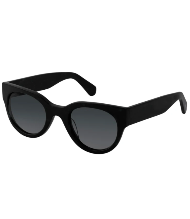 A-2610 Mali Sunglasses - Black