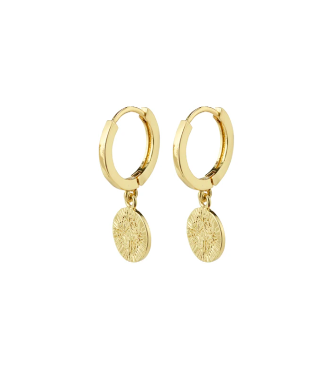 Nomad Earring- Gold