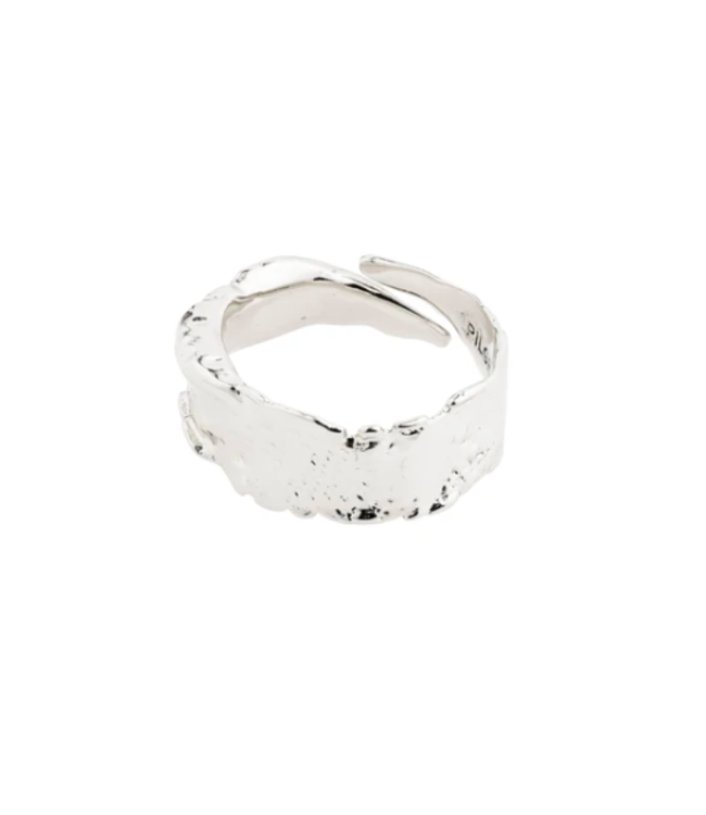 Bathilda Ring - Silver