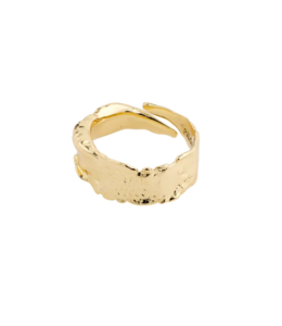 Bathilda Ring - Gold