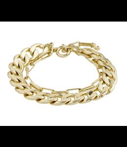 Compass Bracelet - Gold
