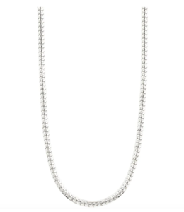 Talia Necklace - Silver