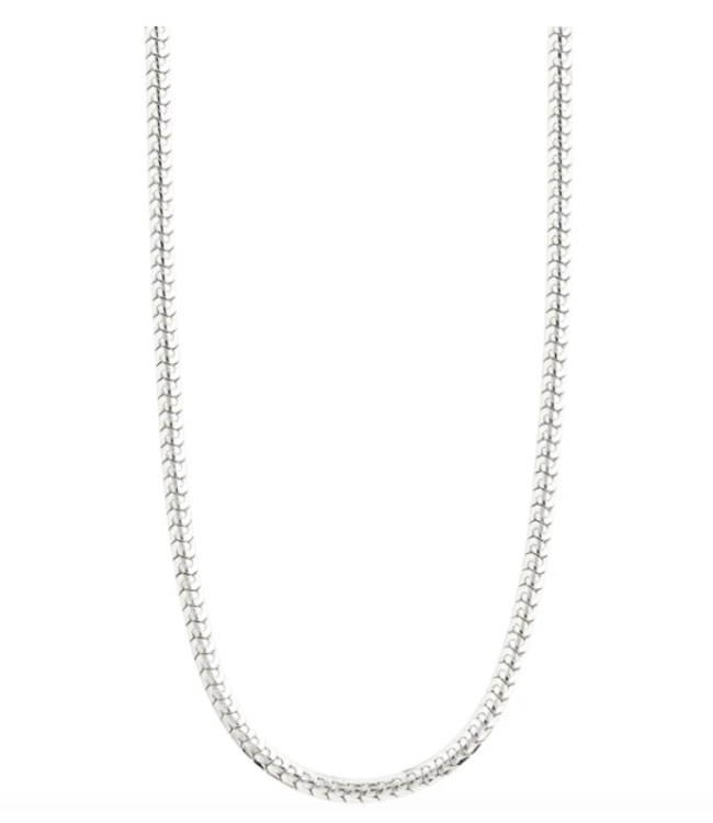 Talia Necklace - Silver