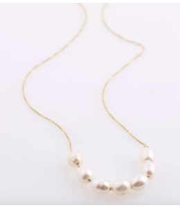 Chloe Necklace - Gold