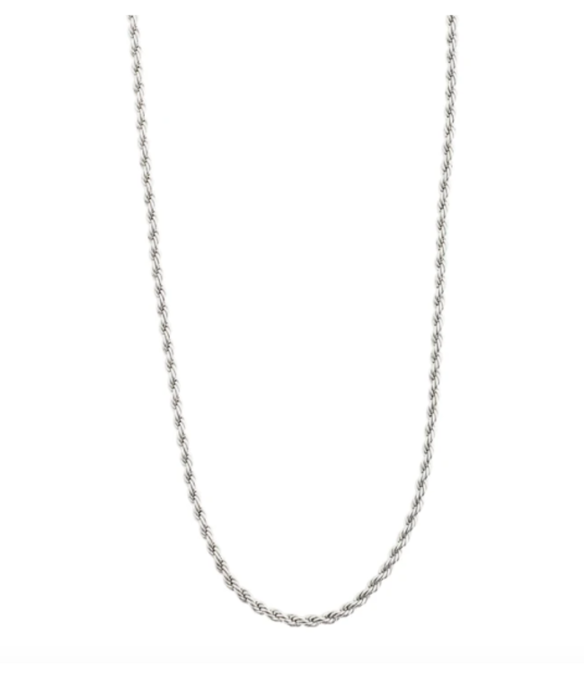 Pam Necklace - Silver