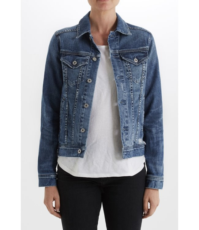 MYA DENIM JACKET - 10 YMGB -