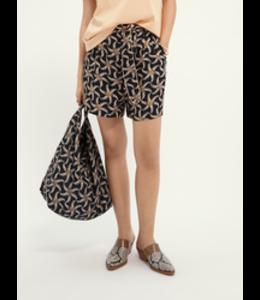 SCOTCH AND SODA Printed viscose shorts -161593 -