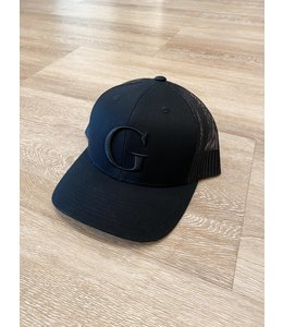 GLORIUS CAP - G-BLCK ON BLCK