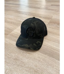 GLORIUS G  CAP - G-BLCK ON CAMO