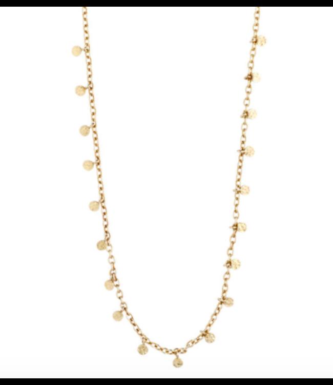 Panna Necklace - Gold