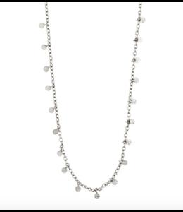 Panna Necklace - Silver