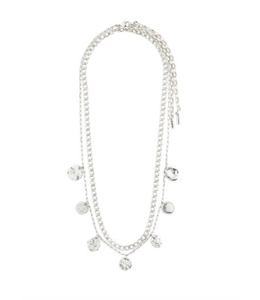 Copy of Poesy 2-in-1 Necklace - Gold