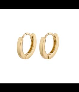 Arnelle Earrings- Gold
