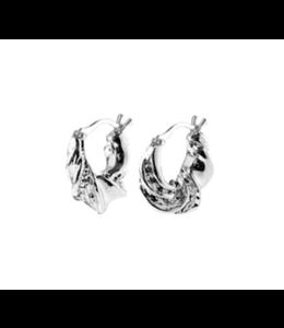 Simplicity earrings - silver