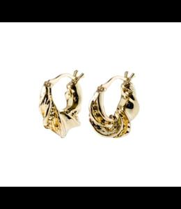 Simplicity earrings - Gold
