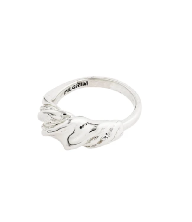 Simplicity Ring - Silver