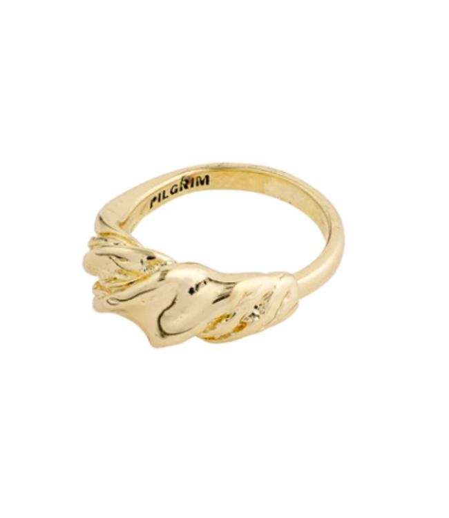 Simplicity Ring - Gold