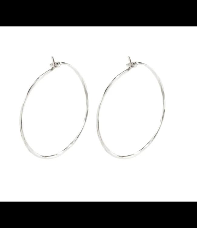 Sincerity earrings - silver