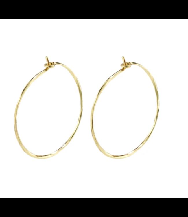 Sincerity earrings - gold