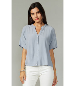 Hayden  top -coastal blue -
