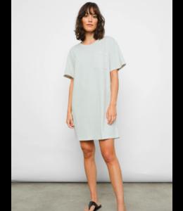RAILS THE T SHIRT DRESS - Ivory Grey -