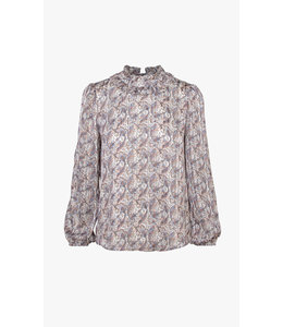 April puff sleeve blouse -