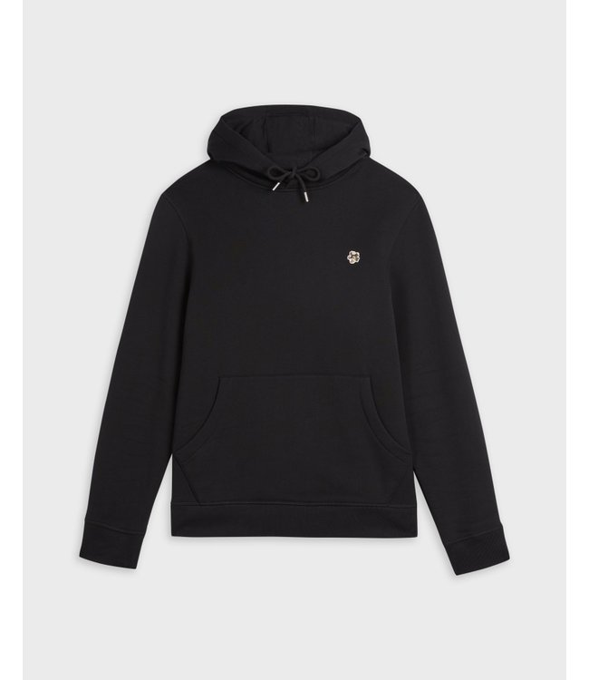 HENDON Hooded Sweatshirt - Black-