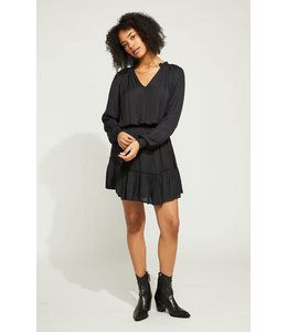 GENTLE FAWN ISADORA DRESS - BLACK -