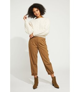 GENTLE FAWN CONNELLY PULLOVER - CREAM -