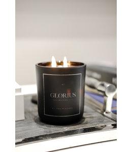 GLORIUS GLORIUS CANDLE N1 - BLACK