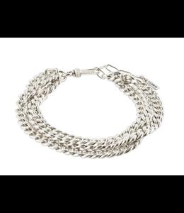 Authenticity Bracelet Silver