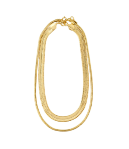 Reconnect 2-in-1 Necklace -Gold