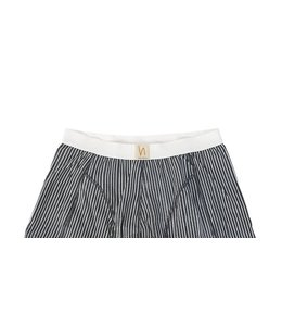 NUDIE JEANS BOXER STRIPE - NAVY