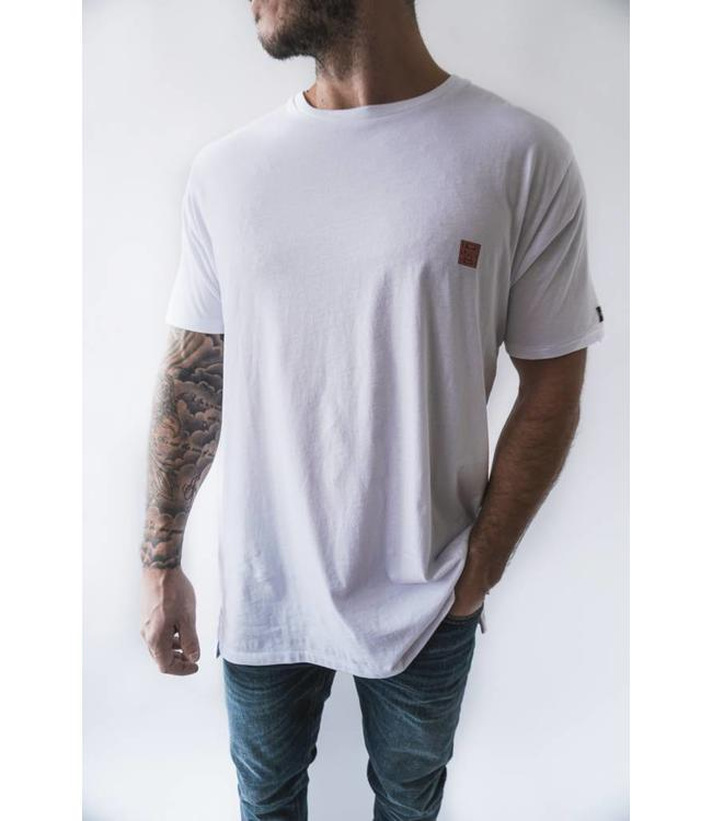 ZANEROBE FEATURE FLINTLOCK TEE - WHITE