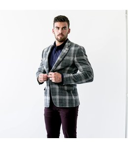 SCOTCH AND SODA CLASSIC BLAZER - 262 - BLUE