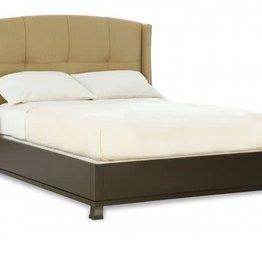 KRAVET Custom Cambridge Queen Bed, Grade 05 - 67 Inch x 85.5 Inch x 56 Inch